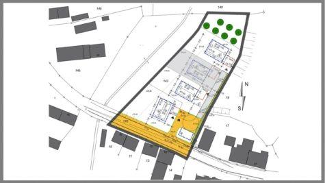 Bau(T)raum! Exklusives Baugrundstück für ein Einfamilienhaus in 84439 Steinkirchen-Hofstarring, 84439 Steinkirchen, Wohngrundstück